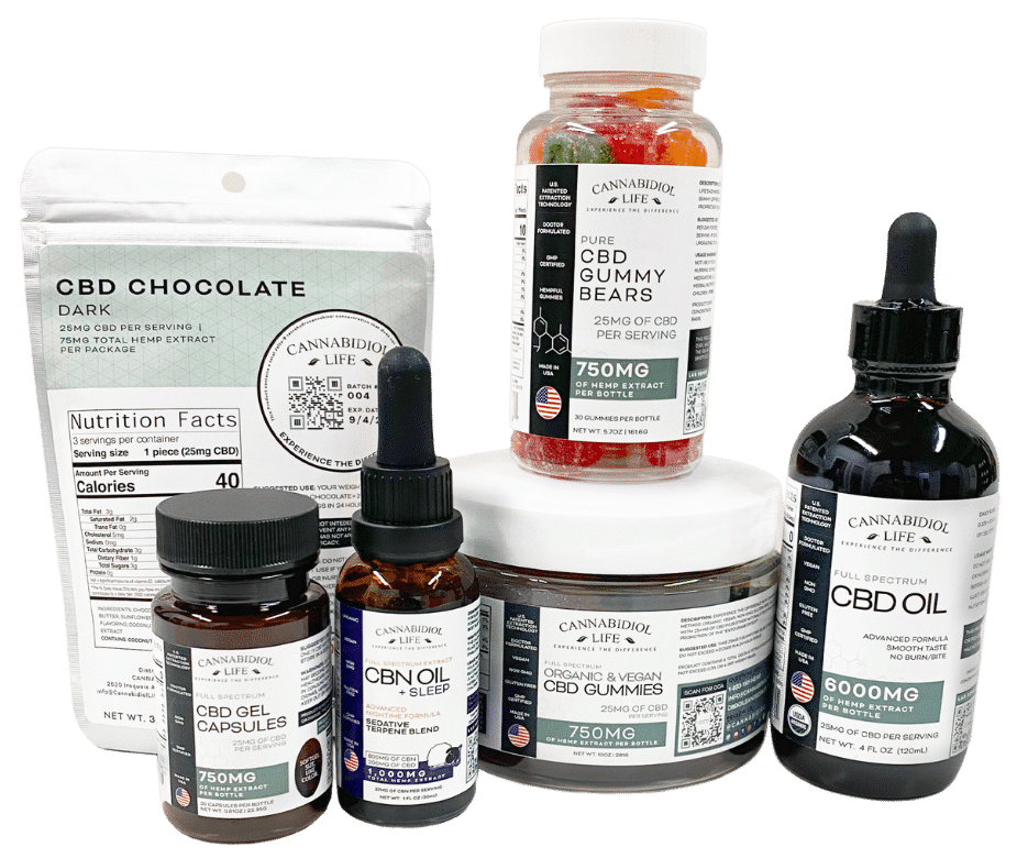 Shop CBD Products