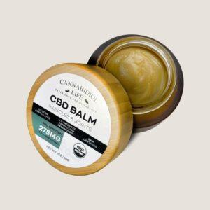 Cbd Balm 1 Oz Inflammation Pain Relief - Cbd Balm: 275Mg