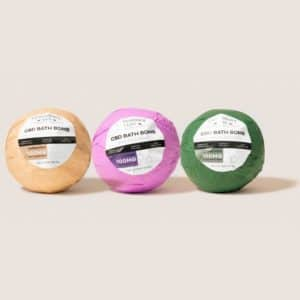 CBD Bath Bombs 100Mg