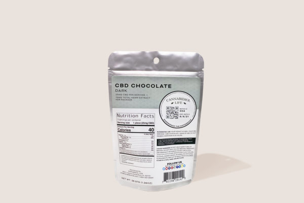cbd chocolate 45mg