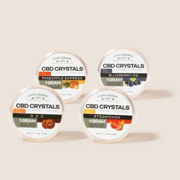 Cbd crystals 1g - cbd shatter crystals