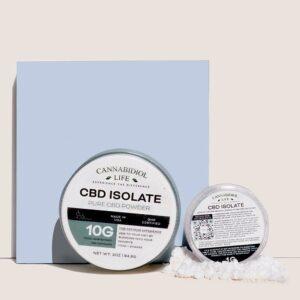 Cannabidiol Life Pure CBD Isolate Powder