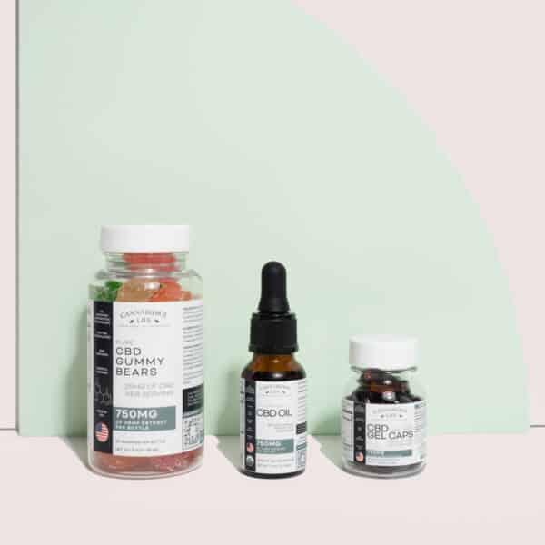 cbd starter kit wellness plus