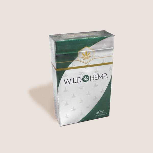 Cannabidiol Life Full Spectrum Wild Hemp Cbd Cigarettes - 20 Hempettes
