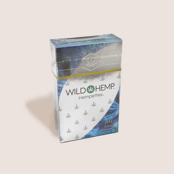 Cannabidiol Life Full Spectrum Cool Menthol Wild Hemp Cbd Cigarettes - 20 Hempettes