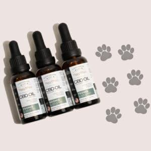 Cannabidiol Life Full Spectrum CBD Oil for Pets