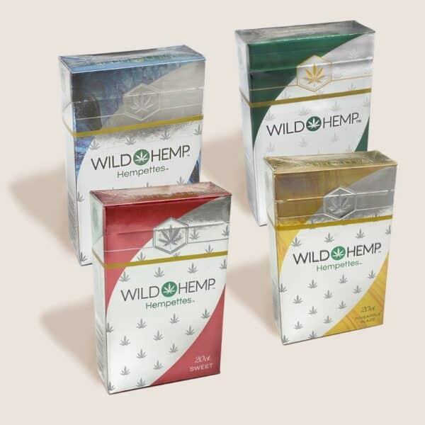 Cannabidiol Life Full Spectrum Wild Hemp Cbd Cigarettes