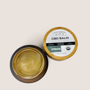 Organic Cbd Muscle Balm Targeted Pain Relief