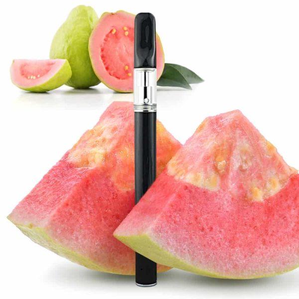 pre-filled cbd vape oil pen guava