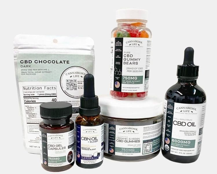 Cannabidiol Life Cbd Products