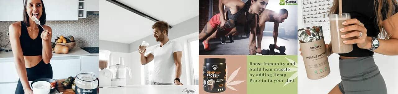 Hemp Protein Instagram Photo Thread - What Is Hemp Protein?