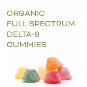 fruit pectin 25mg delta 8 organic gummies - delta-8 thc