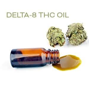 full spectrum delta 8 thc oil