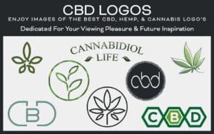 Banner of the best CBD Logos.