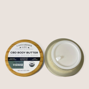 Cbd Body Butter Product Safety Cap